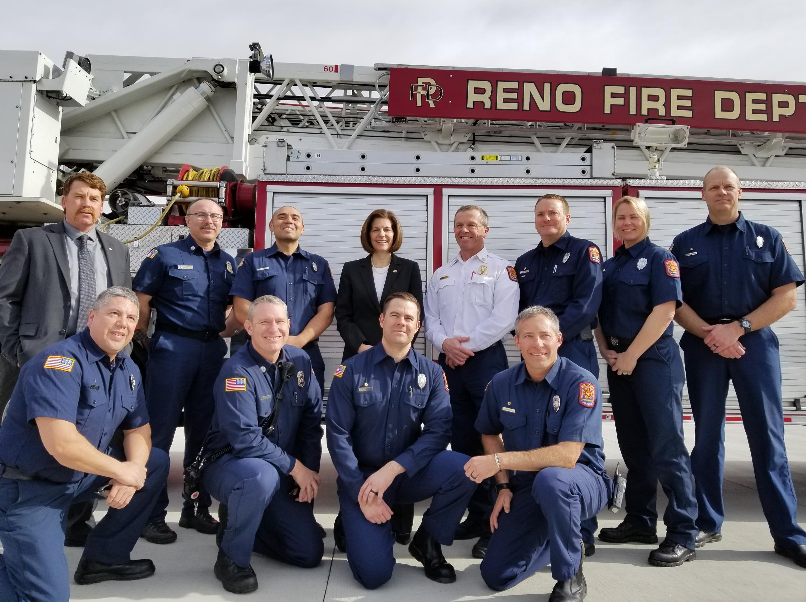 Reno Fire Department