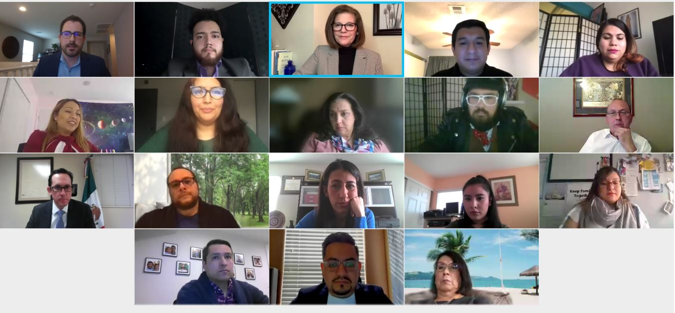 Latino Leaders Call