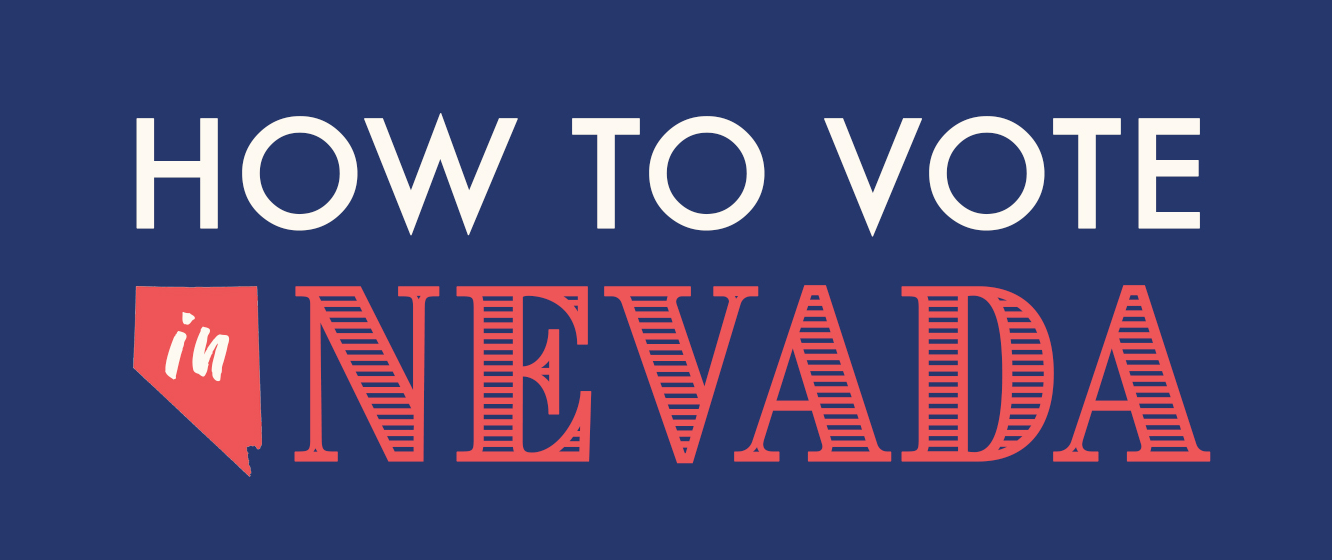 How to Vote in Nevada Image